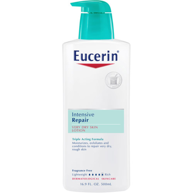 Eucerin Intensive Repair Very Dry Skin Lotion
