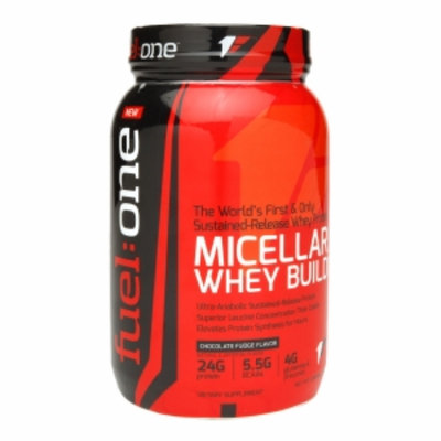 Muscletech fuel: one MICELLAR WHEY BUILD - Chocolate Fudge