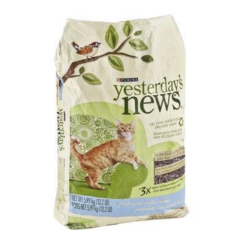 Yesterday's News Cat Litter Fresh Scent