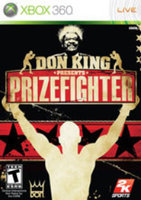 Take 2 Interactive Don King Presents Prize Fighter