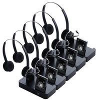 Jabra PRO9460 Duo (5-Pack) DECT 6.0 Wireless Headset w/ 3 Wearing Styles