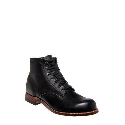 Wolverine 1000 Mile Men's Original Boots [Black, 10 D(M) US]