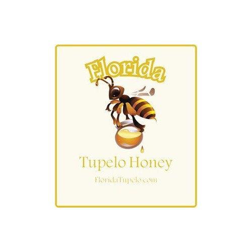 Florida Tupelo Honey Fresh Florida White Tupelo Flower Honey 1lb Bottle