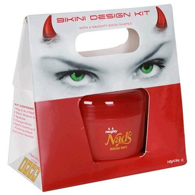 Nads Nad's Naughty Bikini Design Kit, 1 kit