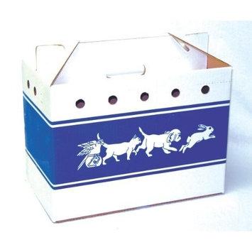 Packaging control corp 02095 Cardboard Pet Totes / Size (Medium)