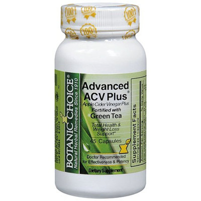 Botanic Choice Advanced ACV Plus Dietary Supplement Capsules