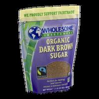 Wholesome Sweeteners Organic Dark Brown Sugar