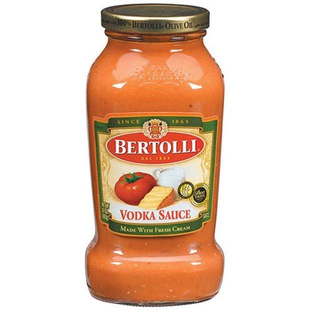 Bertolli Vodka Sauce Reviews | Find the Best Pasta Sauce ...