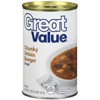 Great Value Chunky Sirloin Burger Soup