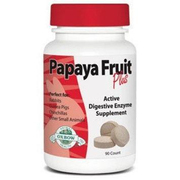 Oxbow Animal Health Papaya Fruit Plus Tablets