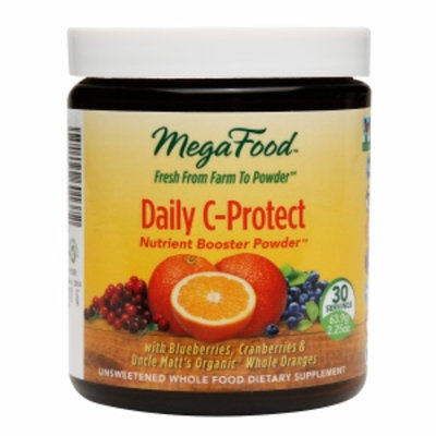 MegaFood Daily Imune-C Nutrient Boosting Powder, 2.25 oz