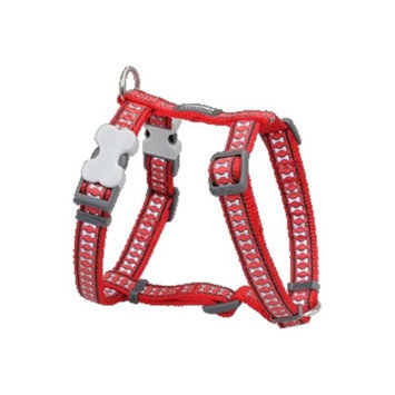 Red Dingo Reflective Harness