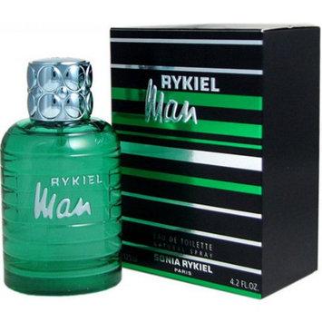 Sonia Rykiel M-2294 Rykiel Man - 4.2 oz - EDT Spray