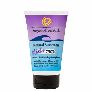 Beyond Coastal Kids Natural Sunscreen
