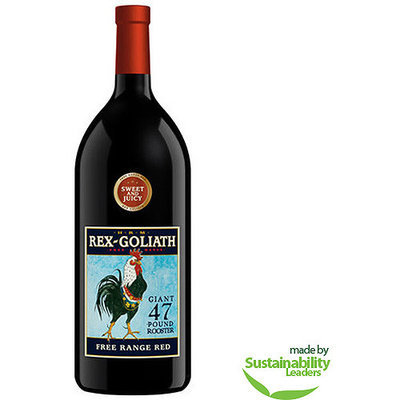 Rex Goliath Free Range Red Wine, 1.5 l