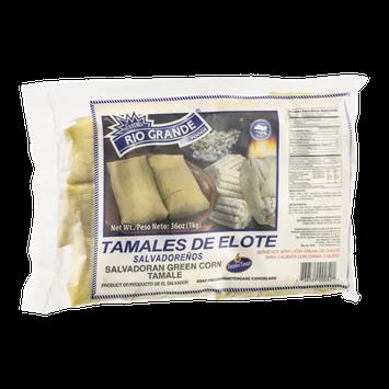 Rio Grande De Elote Tamales