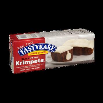 Tastykake Black & White Krimpets Family Pack