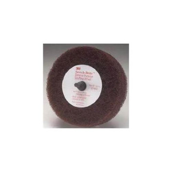 3M Abrasive 405-048011-90744 Scotchbrite Wheel