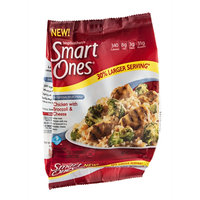 Weight Watchers Smart Ones Satisfying Selections Chicken with Broccoli & Cheese