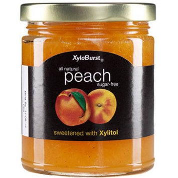Generic XyloBurst Sugar-Free Peach Jam, 10 oz, (Pack of 2)