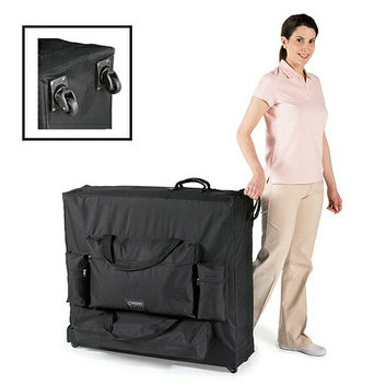 MHP SpaMaster Essentials 30-inch Wheeled Massage Table Carrying Case