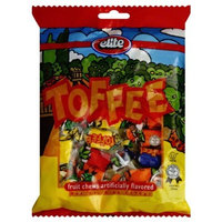 Elite Toffee Fruit Chews, 6-Ounce (Pack of 8)