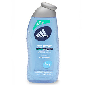 Adidas 2-in-1 Shampoo & Body Wash for Men
