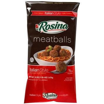 Rosina Italian Style Meatballs, 52 oz