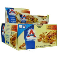 Atkins Advantage Bar Sweet+ Salty Almond Crunch (12 Bars) 1.40 Ounces