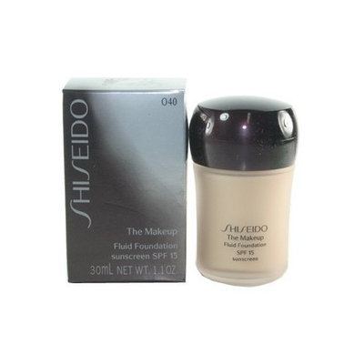 Shiseido The Makeup Fluid Foundation O40 Natural Fair Ochre