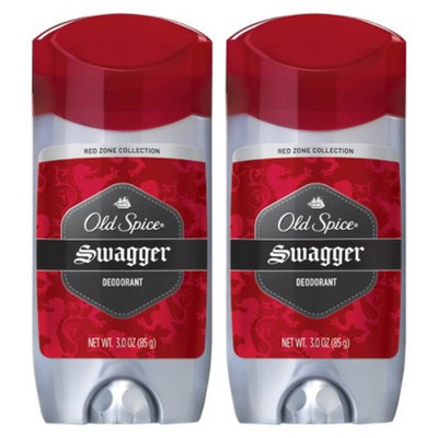 Old Spice Red Zone Collection Deodrant - Swagger (3 oz) - 2 Pack