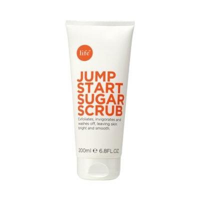 Life NK Jump Start Sugar Scrub, 6.8 oz