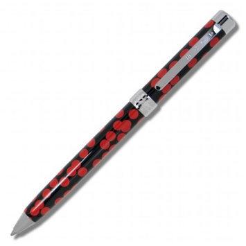 Acme Studios P6RD35 Confetti Brand X Retractable Pen
