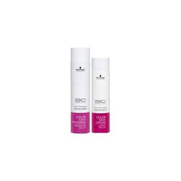 Schwarzcopf Schwarzkopf Beauty Set Color Save Shampoo 8.5 oz + Conditioner 6.8 oz + FREE Pink Coin Purse