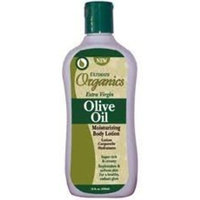 Ultimate Organic Extra-Virgin Olive Oil Body Lotion 12oz