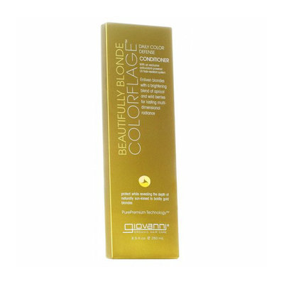 Giovanni Hair Products Giovanni Colorflage Color Defense Shampoo Beautifully Blonde 8.5 fl oz