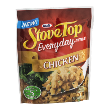 Kraft Stove Top Everyday Stuffing Mix Chicken