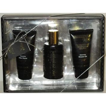Preferred Fragrance inc Unstoppable Perfume, Impression of Unforgivable for Men, Gift Set Eau De Toilette 3.3 Fl Oz., & Shower Gel 3 Fl Oz. & After Shave 3 Fl Oz.