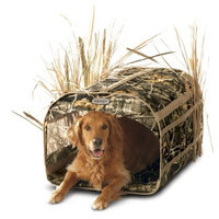 Classic Accessories 70-047-011301-00 Heritage Dog Retriever Blind And Decoy Bag, Camo
