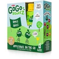 Generic Gogo Squeez Apple Apple Applesauce