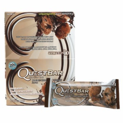 QuestBar Protein Bars, Double Chocolate Chunk, 12 2.12