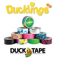 Duck Tape Ducklings™ Mini Rolls