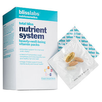 Bliss total bliss nutrient system, 30 ea