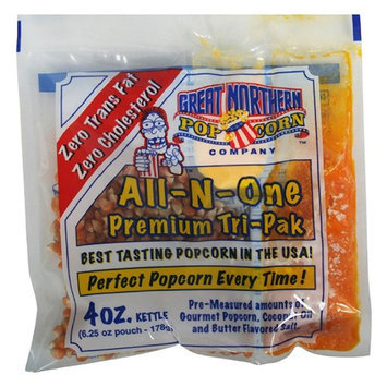 Great Northern Popcorn Company Great Northern Popcorn. 4 Oz. All-In-One Popcorn (Pack Of 24) 4100