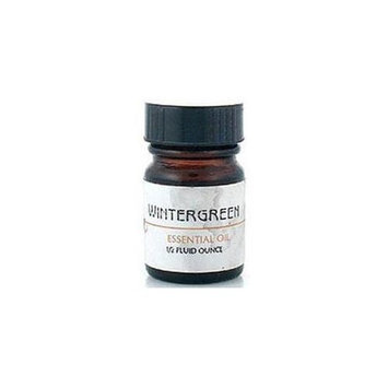 Lotus Brands - Pure Essential Oils, Wintergreen, 0.5 oz