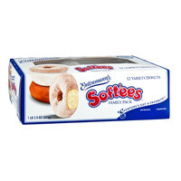 Entenmann's Soft'ees Variety Donuts Family Pack - 12 CT
