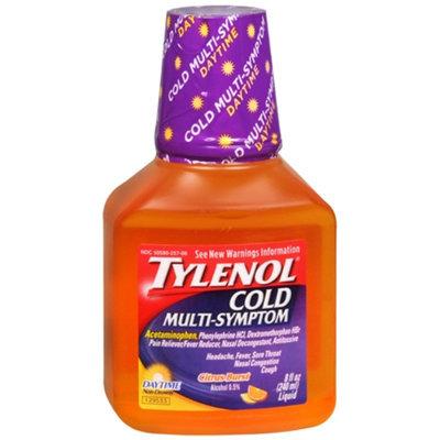 Tylenol Cold Multi-Symptom Liquid