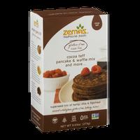 Zemas Madhouse Foods Cocoa Teff Pancake & Waffle Mix