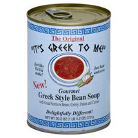 Its Greek To Me 20.2 oz. Greek Bean Soup Case Of 12