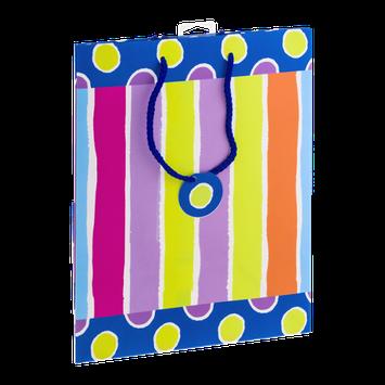 Designer Gift Bag Glitterwrap